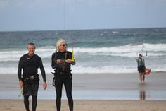 The team at Adventure Sports recently had the pleasure of taking Sir Richard Branson on a downwinder in Noosa on the Sunshine Coast.