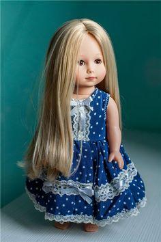 Gotz Just like me, 27 см / Куклы Gotz - коллекционные и игровые Готц / Бэйбики. Куклы фото. Одежда для кукол