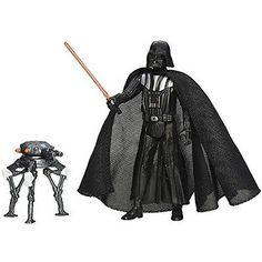 NEW Takara Tomy Arousal Basic Figure Darth Vader Star Wars Force Robot PSL 34