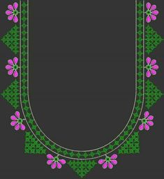 Hand Embroidery Dress, Hand Embroidery Designs, Dress Neck Designs, Blouse Designs, Silk Kurti Designs, Kutch Work Designs, Floral Print Sarees, Hand Work Blouse Design, Computerized Embroidery Machine