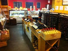 Panzano, a fun wine shop & Italian market in Southborough, MA. They carry lots of local products, too!