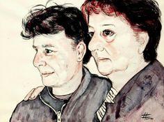 In situ: Janice and Julia