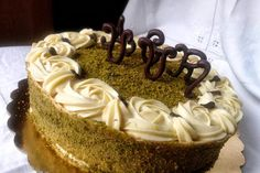 #Torte #guarnite con la #panna montata @guarnireipiatti