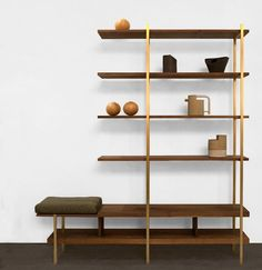 27 Freestanding Shelving Systems That Double As Room Dividers – vurni