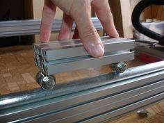 New Linear Bearing Idea