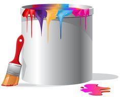 Resultado de imagen de dibujos pintura chorreando