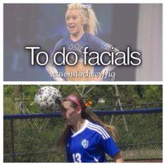 reasons i don't cheer