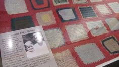 Truman Capote's baby blanket | Flickr - Photo Sharing!
