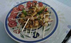 Spicy vegetable sticks