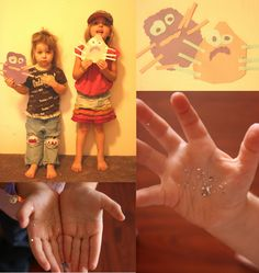 Teaching kids about germs! After they understand how they spread germs, teach them how to stay germ-free. Great idea as an introduction to keeping classroom electronics clean.