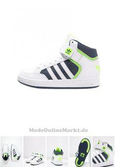 04056567531576   #adidas #Originals #VARIAL #Sneaker #high #white/solar #green/collegiate #navy #für #Kinder