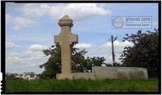 Crucea lui Ferentz, monumentul din IASI care a strajuit intrarea in oras, servind ca pilda pentru invadatorii austrieci - Glasul.info Moldova, Cn Tower, Building, Travel, Viajes, Buildings, Destinations, Traveling, Trips
