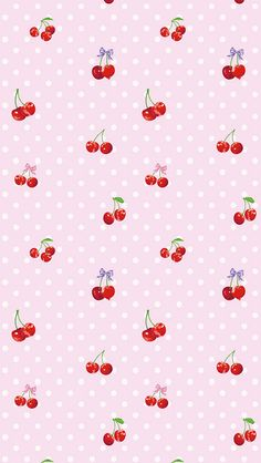 Mmmmm cherries!