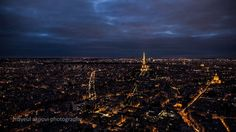 Paris In Motion by Mayeul Akpovi (Timelapse-Clip)