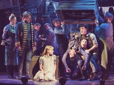 """Something about the boy makes Molly feel like she just grew up a little."" Peter And The Starcatcher."