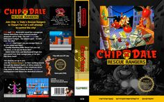 Nr 19 - Chip And Dale - Rescue Rangers, by RLA