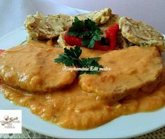 Chia Puding, Hungarian Recipes, Cake Recipes, Pancakes, Food And Drink, Lunch, Beef, Dishes, Chicken