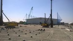 Aarsleff Ground Engineering commences piling for 220000sq ft extension in Hull
