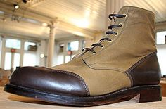 Valet.  The Edit  Objectified  Grenson Boots - Compass Trade Show