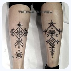 Done at cyprus tattoo convention  #ethnic #dotwork... at theblackbindu
