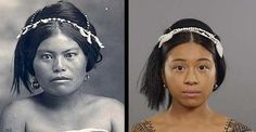 100 years of Filipina beauty