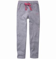 Melanżowe spodnie dresowe dla dziewczynki Outlet, Sweatpants, Girls, Fashion, Simple Lines, Toddler Girls, Moda, Daughters, Fashion Styles
