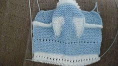Köpekli Bebek Patiği Yapımı | Kadınların Günlüğü Knitted Baby Clothes, Baby Knitting, Crochet Top, Sweaters, Tops, Women, Fashion, Baby Coming Home Outfit, Tricot