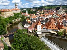 Long Road, Hard Lessons - Cycling in the Czech Republic recently, we were stunned by the simple beauty of Cesky Krumlov