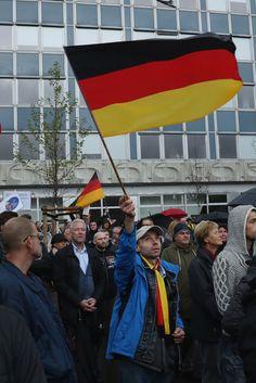 Zwei Jahre Hass und Hetze - Pegida in Dresden