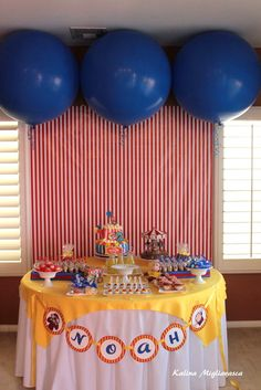NOAH KOHARA'S 2ND BDAY PARTY CURIOUS GEORGE BY UNIQUE EVENTS PLANNING