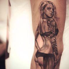 Realism Tattoo Gallery Part 10 #tattoo #realism #realismtattoo