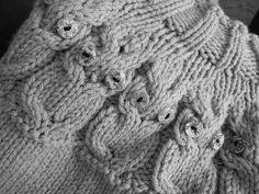 Owls are the new... whatever last year's craze was. - KNITTING