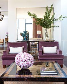 Interior design by Anne Hepfer