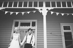 A FAMILY FARM WEDDING: STEPHANIE   PETER