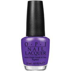 OPI Nail Lacquer ($9.02) ❤ liked on Polyvore featuring beauty products, nail care, nail polish, nails, beauty, esmalte, opi nail care, opi nail color, opi and opi nail varnish
