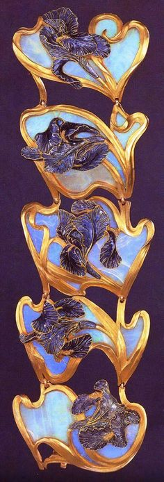 Brazalete de Lalique