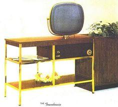 1960 Philco Predicta Townhouse TV - most rare