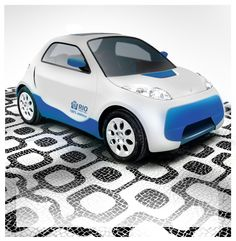 Obvio ! 828E - Special version  for DirijaJa! carsharing, Rio de Janeiro Auto Service, Car Humor, Vw, Porsche, Rio De Janeiro, Porch