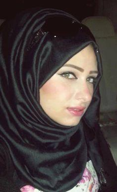 Pretty Face!!! - Hijab beauty <3