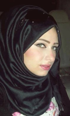 Pretty Face!!! - Hijab beauty <3