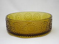Nanny Still glass bowl