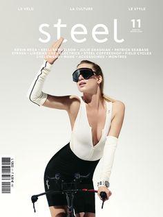 Steel Magazine Cover