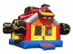 Find Monster Truck? Yes, Get What You Want From Here, Higher quality, Lower price, Fast delivery, Safe Transactions, All kinds of Inflatable Bouncer for sale - East Inflatables UK