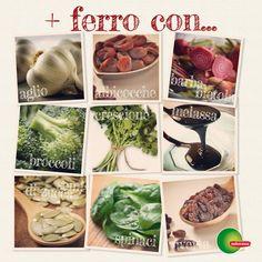 9 alimenti per chi soffre di carenza di ferro