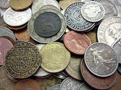 Como obter o valor de moedas antigas