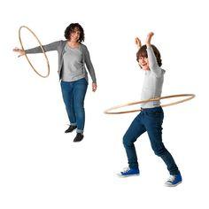 LATTJO Obruč hula hoop, 2-set  - IKEA