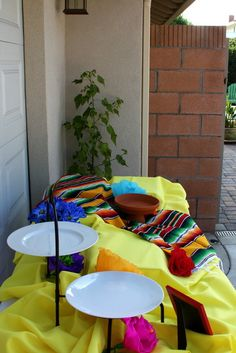 Photo 1 of 18: Mexican Fiesta / Birthday Deannas 30th | Catch My Party
