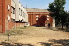 We are looking for the architect of this Center for Culture and Sport. Can anyone help?  Center for Culture and Sport Šumice Belgrade Serbia 1973C1974  http://ift.tt/1t56C2K  Photos: Kramar 2015 (CC BY-NC-SA 4.0)