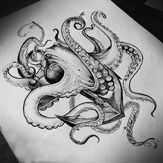 Figure octopus