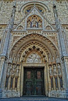 43. la #cathédrale de Zagreb - 44 #sites inoubliables de #Croatie... → #Travel